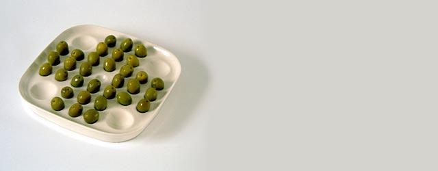 Solitaire Olive (or Malteser) Dish - thorsten van elten :  thorstenvanelten designer kitchen barnaby barford